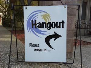 hangout_sign